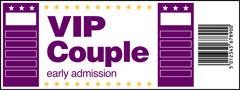 VIP Couple Ticket - Miami Rum Renaissance Festival